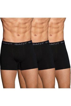 GANT Dame Bokser - Gant 3-pakning Cotton Stretch Boxer * Fri Frakt *