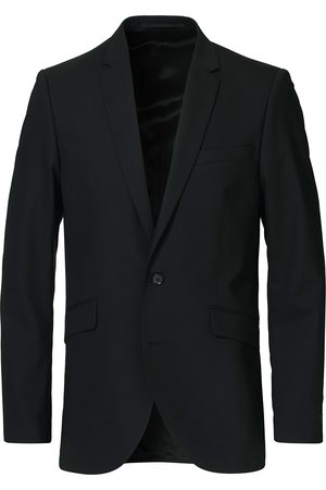 Tiger of Sweden James Wool Suit Blazer Black