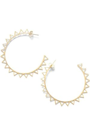 Claudia Navarro Jewelry Hoops Dino