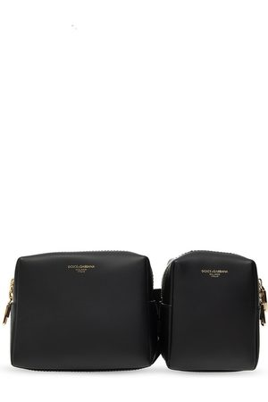 Dolce & Gabbana Adjustable belt with pouches