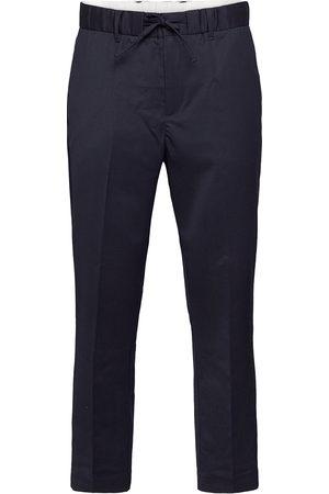 GANT D1. Drawstring Wool Trouser Uformelle Bukser Hverdagsbukser
