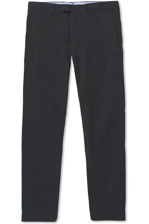 Polo Ralph Lauren Tailored Slim Fit Hudson Chinos Black Mask