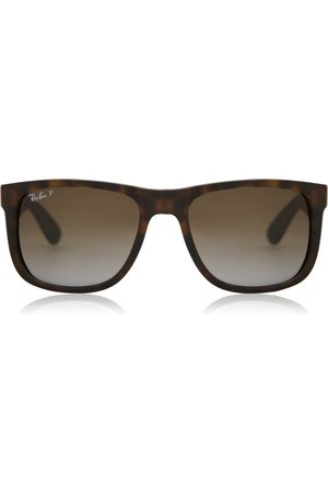 Ray-Ban Solbriller RB4165 Justin Polarized 865/T5