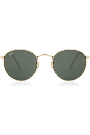 Ray-Ban Solbriller RB3447 Round Metal 001