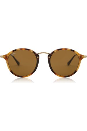 Ray-Ban Solbriller RB2447 Round Fleck 1160