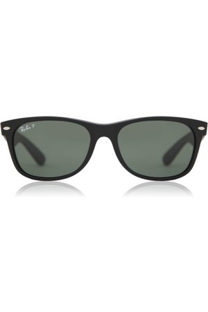 Ray-Ban Solbriller RB2132 New Wayfarer Polarized 622/58