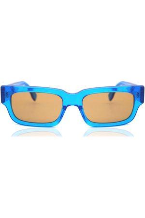 Retrosuperfuture Herre Solbriller - Solbriller ROMA HOT BLUE INTE 7CJ