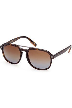Ermenegildo Zegna Solbriller EZ0149 52F