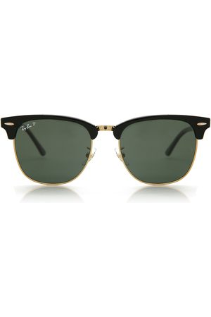 Ray-Ban Solbriller RB3016F Asian Fit Polarized 901/58
