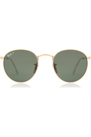 Ray-Ban Solbriller RB3447 Round Metal Polarized 112/58