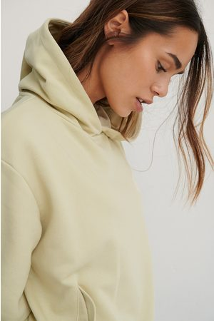 NA-KD Organic Pocket Detail Hoodie