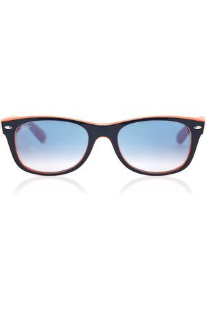 Ray-Ban Solbriller RB2132 New Wayfarer Color Mix 789/3F