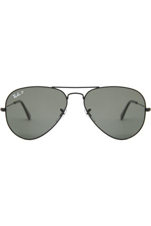 Ray-Ban Solbriller RB3025 Aviator Polarized 002/58