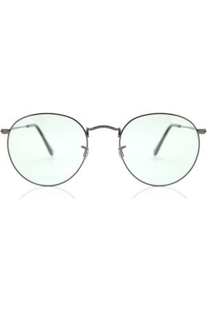 Ray-Ban Solbriller RB3447 Round Metal 004/T1