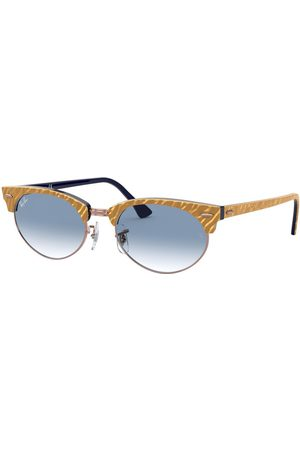 Ray-Ban Solbriller RB3946 Clubmaster Oval 13063F