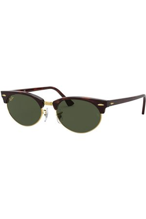 Ray-Ban Solbriller RB3946 Clubmaster Oval 130431