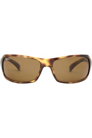Ray-Ban Solbriller RB4075 Highstreet Polarized 642/57