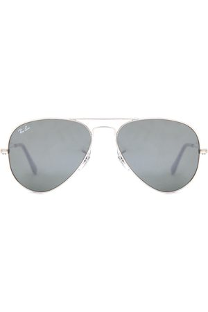 Ray-Ban Solbriller RB3025 Aviator Large Metal W3275