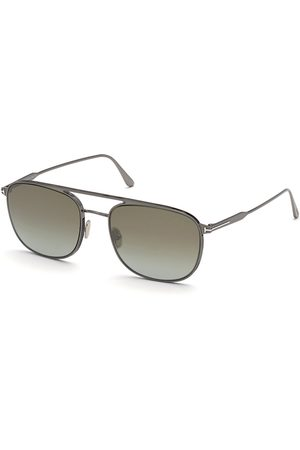 Tom Ford Herre Solbriller - Solbriller FT0827 JAKE 12Q