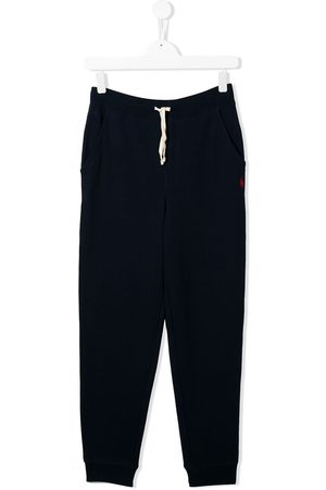 Ralph Lauren Gutt Joggebukser - Fleece jogger bottoms