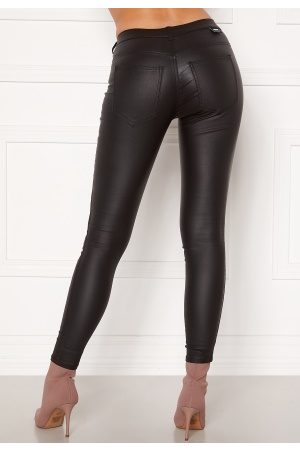 Dr Denim Dame Jeans - Lexy A09 Black Metal L