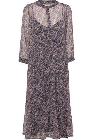 Lollys Laundry Olivia Dress Knelang Kjole Multi/mønstret
