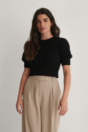Trendyol Dame Topper - Knitted Detail Top