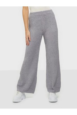 Missguided Popcorn Wide Leg Trouser