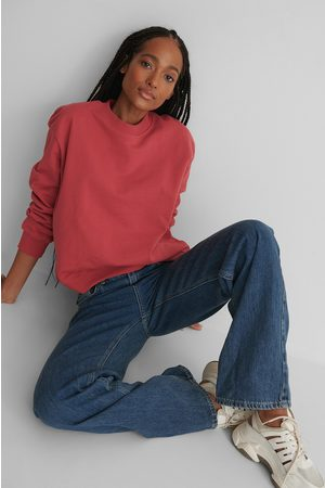 NA-KD Dame Gensere - Basic Sweater