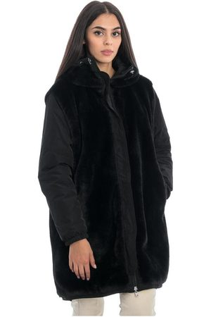 SEVENTY BY SERGIO TEGON Dame Parkas - Reversible Jacket IN Faux FUR