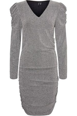 Vero Moda Emmy Ls V-Neck Dress