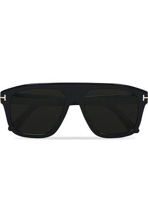 Tom Ford Thor FT0777 Sunglasses Black/Polarized