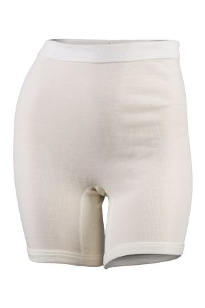Damella Dame Briefs - Wool And Silk Shorts