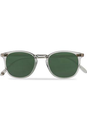 Garrett Leight Herre Solbriller - Kinney 49 Sunglasses /Green