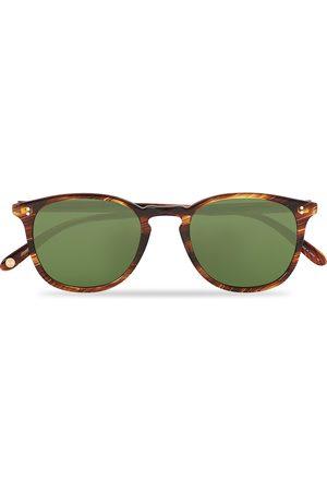 Garrett Leight Herre Solbriller - Kinney 49 Sunglasses Chestnut