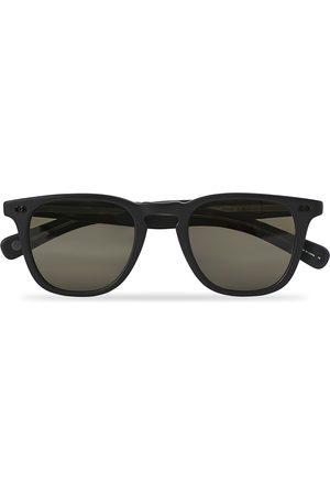 Garrett Leight Herre Solbriller - Hampton X Sunglasses Matte Black