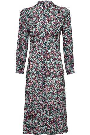 By Malina Leah Dress Knelang Kjole Multi/mønstret
