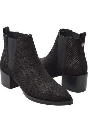 Copenhagen Shoes Holy Suede Crocco Boots Shoes
