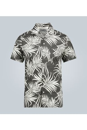 Officine Générale Dario short-sleeved shirt