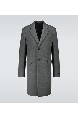 Prada Mid-length wool coat