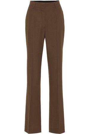 PETAR PETROV Hadwin wool blend pants
