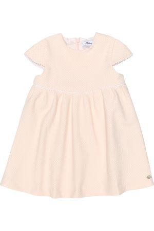 Tartine Et Chocolat Baby scallop-trimmed dress
