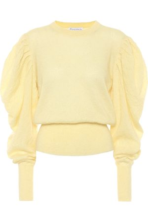 J.W.Anderson Mohair-blend sweater