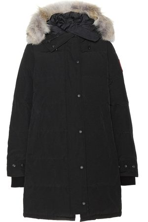 Canada Goose Shelburne fur-trimmed down coat