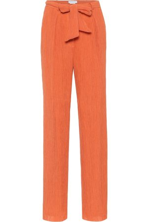 GABRIELA HEARST Thomazia cotton and silk pants
