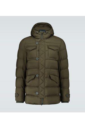 HERNO Eskimo hooded jacket