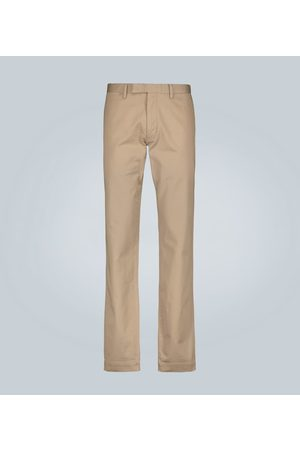 Polo Ralph Lauren Slim-fit cotton pants