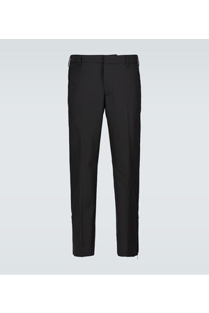 Prada Techno Stretch formal pants