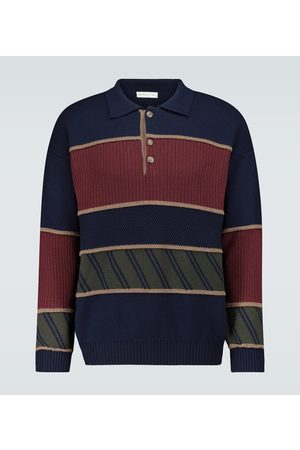 Etro Regimental polo sweater