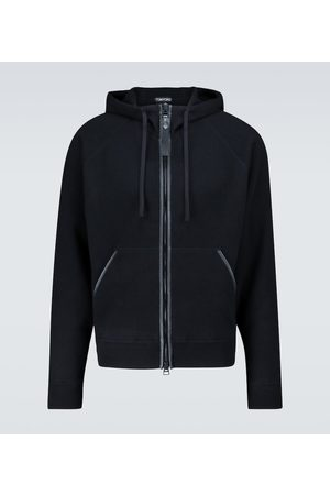 Tom Ford Zipped cashmere sweatshirt